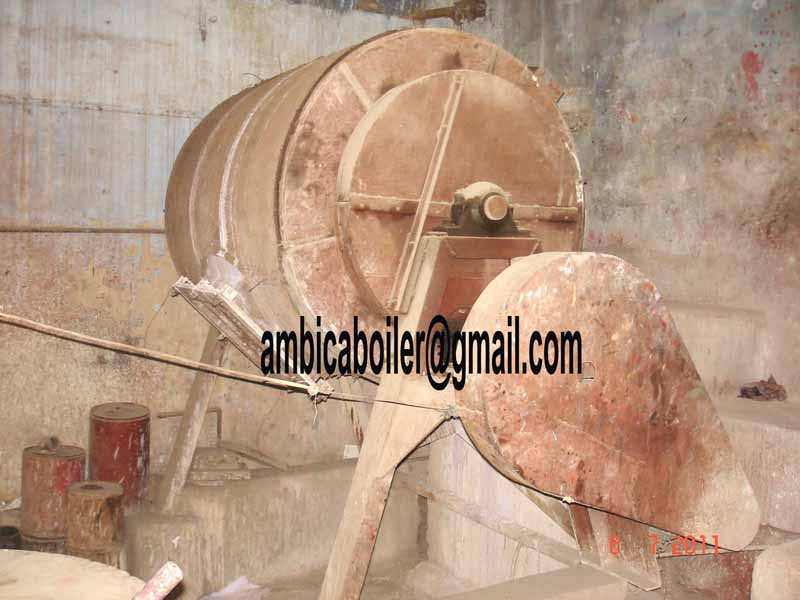 ceramic brick lined ball mill